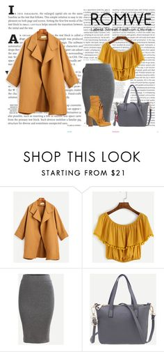 """""""Romwe 1/IV"""" by amina-haskic ❤ liked on Polyvore featuring Oris and Chloé"""