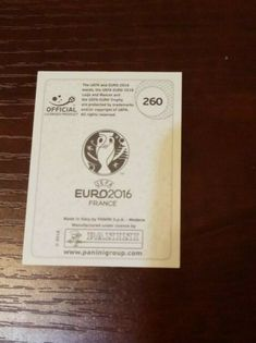 Panini Sticker, Thomas Müller, Uefa Euro 2016, Ebay, Stickers, Words, How To Make, Germany, Horse