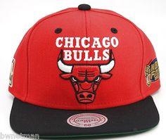 Mitchell & Ness Chicago Bulls Finals96 Snapback Cap € 32,90