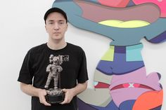 kaws  rumored to be handed out this year at the 2013 MTV awards.