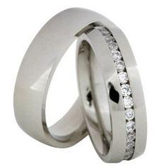 2 Partnerringe, Freundschaftsringe, Verlobungsringe mit Gratis Gravur - http://www.wonderfulworldofjewelry.com/jewelry/2-partnerringe-freundschaftsringe-verlobungsringe-mit-gratis-gravur-de/ - Your First Choice for Jewelry and Jewellery Accessories