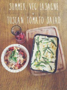 JAMIE OLIVER: summer veg tuscan tomato salad
