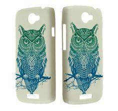 Owl HTC One X case  htc one s  htc amaze 4g  htc evo by hanaoutlet, $16.50
