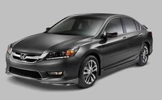 Features like Apple car Play and Android auto support makes the all-new #Honda #Accord 2016 a tempting choice.