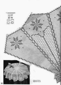 World Crochet Tablecloth 6 Filet Crochet, Crochet Diagram, Crochet Round, Crochet Chart, Crochet Home, Cute Crochet, Beautiful Crochet, Crochet Tablecloth Pattern, Crochet Bedspread