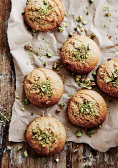 these tahini and almond cookies are going to be your new favorite dessert, via @MyDomaine