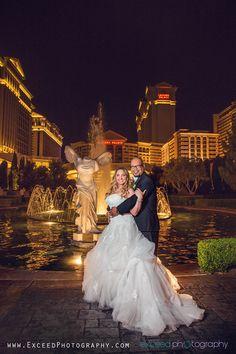 Las Vegas Wedding Photographers Event Exceed Photography Strip Photos Fun Groomsmen Pinterest