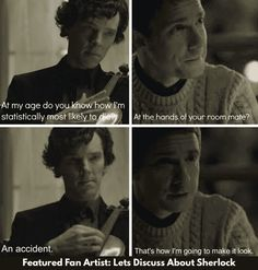 19 Hilarious Sherlock Memes That'll Tickle Your Funny Bone fanfiction memes are pure pleasure. With Sherlock, even the general sherlock fandom gives us some great memes. If you love fanfiction and fanfiction memes check out our favourite sherlock memes in Sherlock John, Sherlock Meme, Sherlock Holmes Benedict, Watson Sherlock, Sherlock Quotes, Sherlock Holmes Funny, Sherlock Poster, Sherlock Moriarty, Sherlock Season