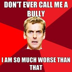 I think I fancy Malcolm Tucker.