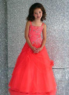 little girls pageant dresses | prom dresses little girl prom ...