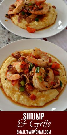 Lower Excess Fat Rooster Recipes That Basically Prime Cajun Shrimp Cheesy Grits Creole Shrimp Louisiana Style Shrimp And Grits Shrimp Recipe Small Town Woman Louisiana Recipes, Cajun Recipes, Southern Recipes, Fish Recipes, Seafood Recipes, Cooking Recipes, Healthy Recipes, Cajun And Creole Recipes, Southern Food