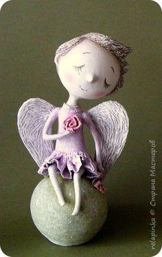 Куклы Папье-маше Много всего Бумага фото 9: