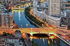 三座桥  /  three bridges