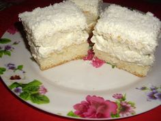 Dorothy Sweet: Prajitura ''Raffaello'' Vanilla Cake, Sweet, Desserts, Food, Raffaello, Candy, Tailgate Desserts, Deserts, Essen