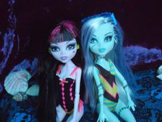 Winter's Monster High Photography