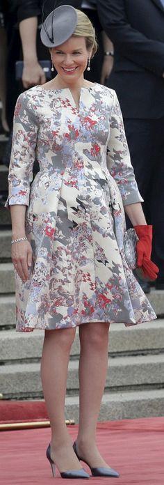 Queen Mathilde