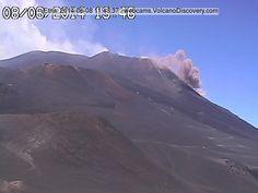 Volcanic activity worldwide 9 Jun 2014: Etna, San Miguel