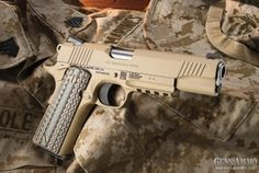 Semper Fi: Colt M45A1 CQBP Marine Pistol Review