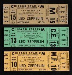 35 Ideas Music Festival Ticket Design Concert Posters The Effect. - Musical Band - 35 Ideas Music Festival Ticket Design Concert Posters The Effective Pictures We Off - Music Tickets, Concert Tickets, Concert Ticket Template, Ticket Stubs, Robert Plant, Led Zeppelin Concert, John Bonham, Jimmy Page, Ticket Design