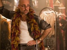 Stanley Tucci as Sean in Burlesque | Community Post: 11 Gay BFFs In The Movies Who Transcend The Stereotype