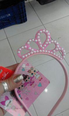 Ballerina Birthday Parties, 4th Birthday, Cute Crafts, Hair Bows, Headbands, Baby Shower, Party, Handmade, Diy