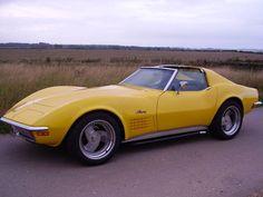 Corvette C3 Stingray For Sale (1972) on Car And Classic UK [C297509]