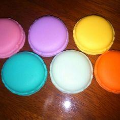 Jimshop 6 pcs/Lot Mini teddy Macaron storage box Candy organizer for jewelry caixa organizadora zakka Gift Novelty households