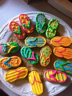 nutter butter sandal cookies -- someone needs to make these for me (ha)