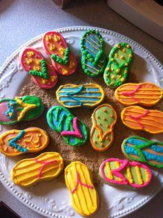 nutter butter sandal cookies