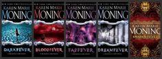 The Fever Series by Karen Moning