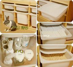 20121227-2.jpg IKEAトロファストシリーズ お世話グッズ,餌