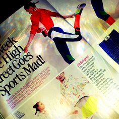 ec7f3f0bfb0  adidasStellaSport  LookMagazine Coming soon to Intersport Tony Pryce.  Eeeek. Women s Fitness,