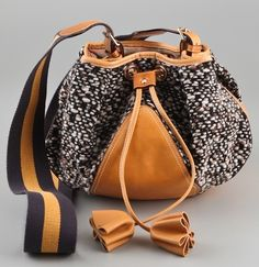 M Missoni Boucle Crossbody Bag