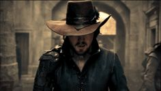 BBC's Musketeers... If you haven't been following it, do. It's so good. :)