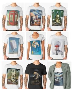 tank is an independent artist creating amazing designs for great products such as t-shirts, stickers, posters, and phone cases.