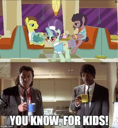 You Know, For Kids! by CyborgTEAM
