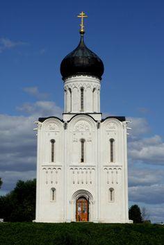 Church in Vladimir, Russia