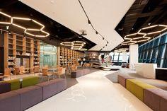 Kolon Sport offices by Steven Leach Group, Seoul – South Korea