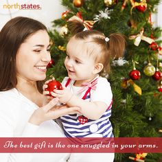 Happy Holidays from all of us at North States!