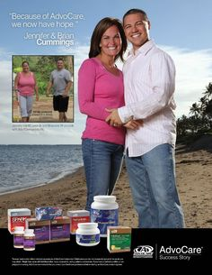 A fantastic AdvoCare Success Story! Click image to hear them tell it!