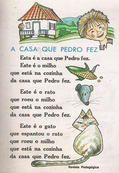 leitura Portuguese Lessons, Reading Worksheets, Stories For Kids, Sweet Memories, Cartoon Kids, Kids Education, Homeschool, Nova, Caleb