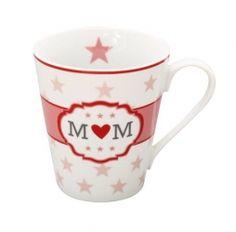 Happy kopp med handtag - Mom