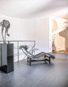 BRANDO concept  | le corbusier chaise longue cassina tavolino elieen grey design struzzo merda manzoni arte