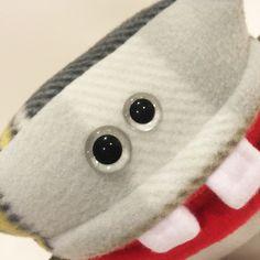 Sam's Plaid Monster — A MONSTER TO LOVE