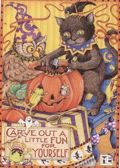 mary engelbreit   Mary Engelbreit   ^-^ Halloween ^-^