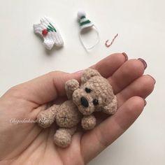 Best 11 Amigurumi Dogs in Sweaters Free Pattern – Amigurumi Free Patterns And Tutorials – SkillOfKing. Crochet Animal Amigurumi, Crochet Teddy, Crochet Animal Patterns, Crochet Doll Pattern, Knit Or Crochet, Crochet Gifts, Amigurumi Doll, Crochet Animals, Crochet Dolls