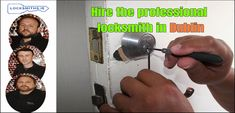 To hire the professional and trust able #locksmith in #Dublin, visit at our website.