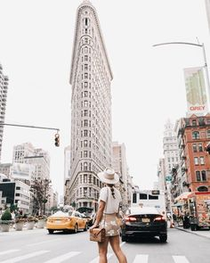 New york city travel, travel goals, us travel, the places youll go, places Places Around The World, Travel Around The World, Around The Worlds, Nyc, Flatiron Building, New York City Travel, New York Photos, Photos Voyages, To Infinity And Beyond