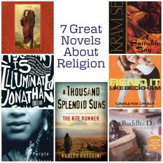 7 Great Novels to Teach You About Religion