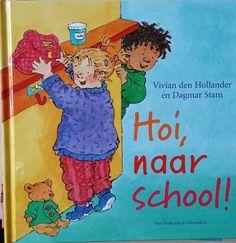 Boek Hoi, naar school!